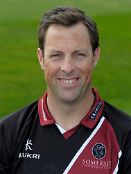 Somerset's Marcus Trescothick  - Photo mandatory by-line: Harry Trump/JMP - Mobile: 07966 386802 - 17/03/15 - SPORT - Cricket - Somerset Press Call - The County Ground, Taunton, England.