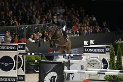 Delaveau, Patrice, Lacrimoso HDC<br /> Lyon - Weltcup Finale<br /> Finale II<br /> © www.sportfotos-lafrentz.de/Stefan Lafrentz