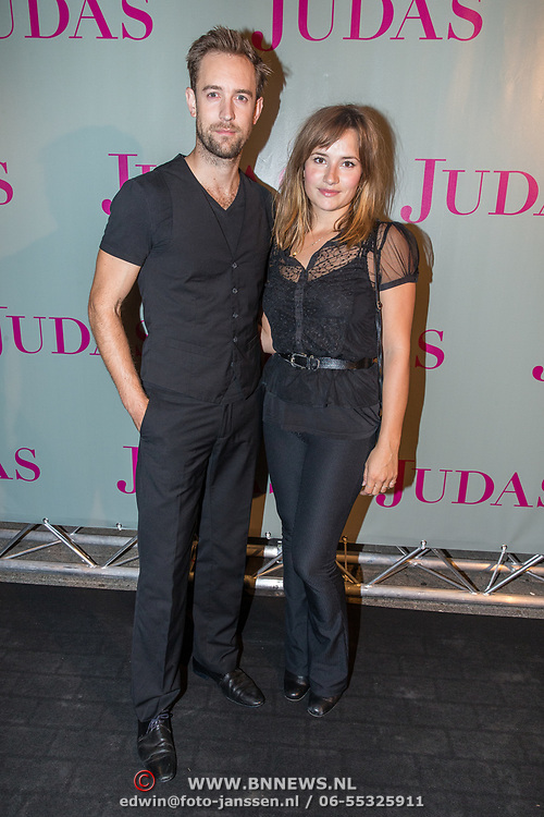 NLD/Amsterdam/20180920 - Premiere Judas, Barbara Sloesen en ........