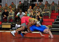 NCAA Wrestling: Duke holds on to defeat VMI, 22-15