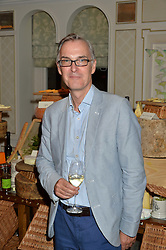 ROBERT UPSTONE at a the Fortnum's X Frank private view - an instore exhibition of over 60 works from Frank Cohen's collection at Fortnum & Mason, 181 Piccadilly, London on 12th September 2016.