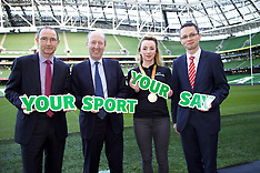 Ministers invite stakeholders to have their say in new National Sports Policy Framework.