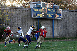 Frankford Pioneers vs. MLK cougars (PIAA D12 Play- off) (52-27) (Photo by Bastiaan Slabbers)