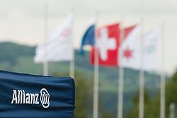 Behind the scenes  at 2014 IPC Athletics Grandprix, Nottwil, Switzerland