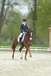 Andersson, Jessica Lynn, Brisbane<br /> Redefin - Pferdefestival 2015<br /> Dressurpferde Kl. für 6j Pferde<br /> © www.sportfotos-lafrentz.de/Stefan Lafrentz