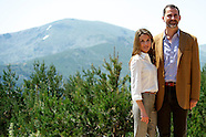 071013 Prince Felipe and Princess Letizia Visit the National Park of the Sierra de Guadarrama
