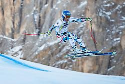 16.12.2016, Saslong, St. Christina, ITA, FIS Ski Weltcup, Groeden, Super G, Herren, im Bild Romed Baumann (AUT) // Romed Baumann of Austria in action during men's SuperG of FIS Ski Alpine World Cup at the Saslong race course in St. Christina, Italy on 2016/12/16. EXPA Pictures © 2016, PhotoCredit: EXPA/ Johann Groder
