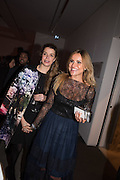 MAGDALENA GABRIEL; , Serpentine Gallery and Harrods host the Future Contempories Party 2016. Serpentine Sackler Gallery. London. 20 February 2016