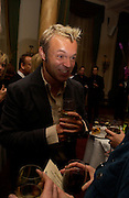 Graham Norton, First night for 'The Producers' at the Theatre Royal, Drury Lane and afterwards at the Waldorf Astoria. ONE TIME USE ONLY - DO NOT ARCHIVE  © Copyright Photograph by Dafydd Jones 66 Stockwell Park Rd. London SW9 0DA Tel 020 7733 0108 www.dafjones.com