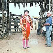 Mexican matador, Villadolid