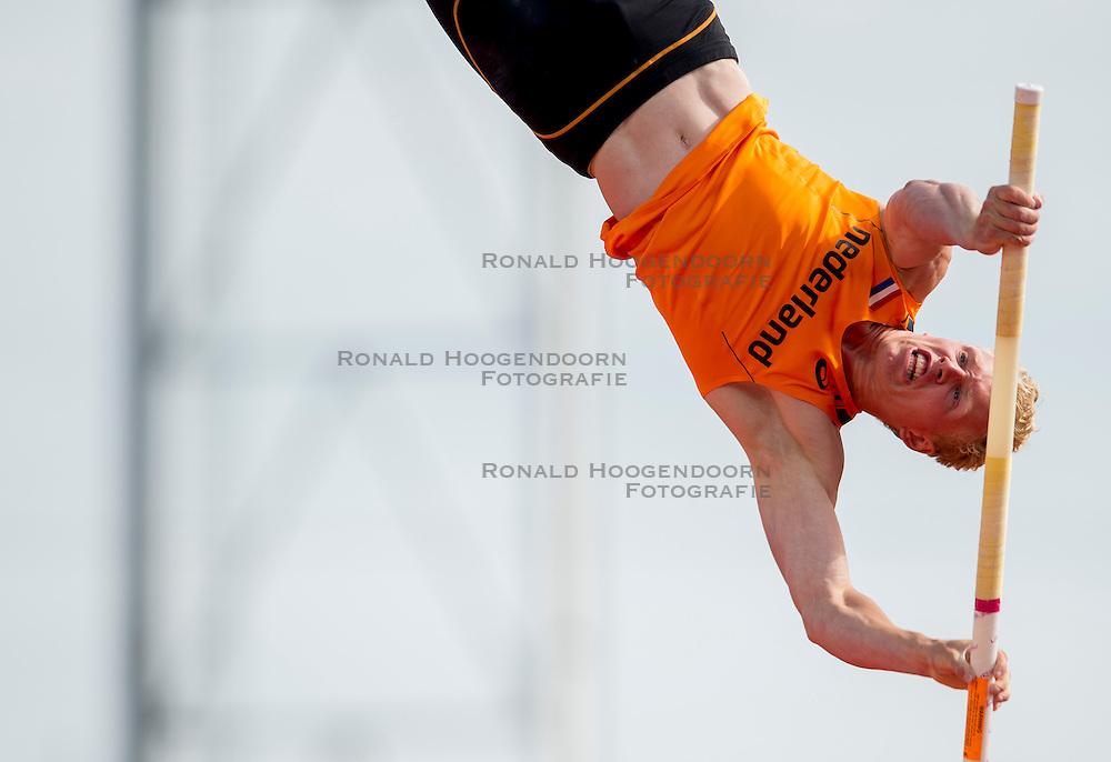 06-07-2016 NED: European Athletics Championships, Amsterdam<br /> Menno Vloon NED