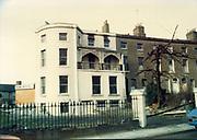 Old Dublin Amature Photos February 1984 WITH, Sutton Signal Box, The Crescent, No 18 Bram Stoker House, Georges Avenu, Crowleys, McKennas, Gallaghers Shop Fairview, McGraths Pub, Drumcondra, Broadstone, McGovern's Pub,