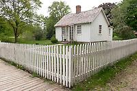Herbert Hoover's Childhood Home, Herbert Hoover National Historic Site, West Branch, Iowa