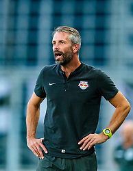 19.07.2017, Red Bull Arena, Salzburg, AUT, UEFA CL, FC Salzburg vs Hibernians FC, Qualifikation, 2. Runde, Rückspiel, im Bild Trainer Marco Rose (FC Red Bull Salzburg) // during the UEFA Championsleague Qualifier 2nd round, 2nd leg match between FC Salzburg and Hibernians FC at the Red Bull Arena in Salzburg, Austria on 2017/07/19. EXPA Pictures © 2017, PhotoCredit: EXPA/ JFK