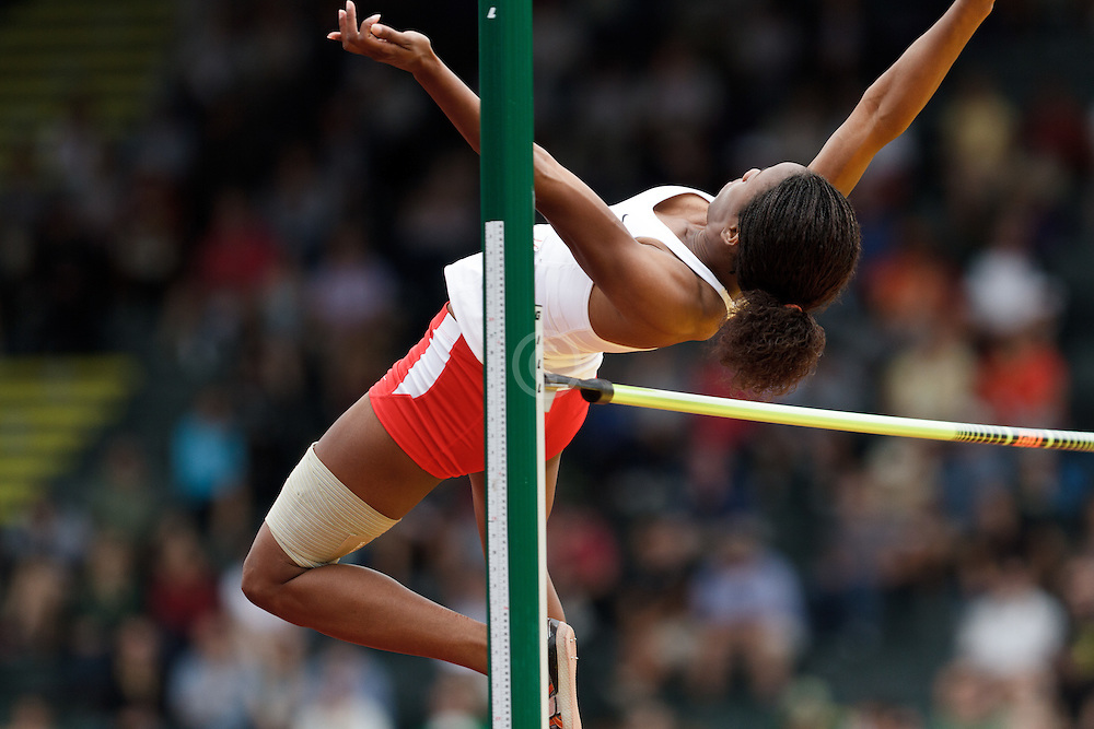 2012 USA Track & Field Olympic Team Trials: