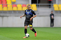 FOOTBALL - FRENCH CHAMPIONSHIP 2011/2012 - LE MANS FC v SC BASTIA   - 4/05/2015 - PHOTO PASCAL ALLEE / DPPI - Gael ANGOULA (BAS)
