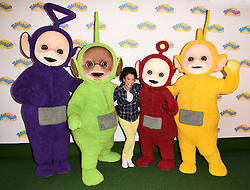 Teletubbies TV Series Premiere at BFI Southbank, Belvedere Road, London on Sunday 25 October 2015