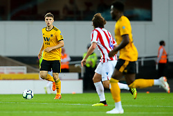 Elliot Watt of Wolverhampton Wanderers - Mandatory by-line: Robbie Stephenson/JMP - 25/07/2018 - FOOTBALL - Bet365 Stadium - Stoke-on-Trent, England - Stoke City v Wolverhampton Wanderers - Pre-season friendly