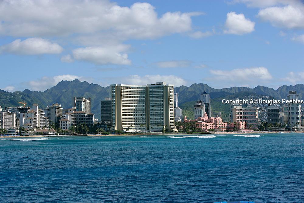 Waikiki, Oahi, Hawaii