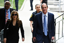 June 16, 2017 - Norristown, Pennsyvlania, United States - Ahead of entertainer Bill Cosby, his legal team with defense attorneys Angela Agrusa and Brian McMonagle arrive at Montgomery Courthouse for the fifth day of jury deliberations in the aggravated indecent assault trail, in Norristown, Pennsylvania, on June 16, 2017. (Credit Image: © Bastiaan Slabbers/NurPhoto via ZUMA Press)
