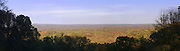 Panoramic view of Brown County State Park