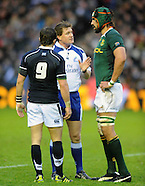 Rugby - Scotland v South Africa