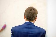 26-11-2016 - AMSTERDAM - Prins Constantijn der Nederlanden opent donderdagavond 26 november 2015 Amsterdam Art Weekend en RijksakademieOPEN. De opening van dit kunstevenement vindt plaats bij de Rijksakademie van beeldende kunsten in Amsterdam. De prins houdt een korte toespraak. Ruim 50 Amsterdamse culturele instellingen, vertegenwoordigd door Amsterdam Art, en zo'n 50 internationale kunstenaars van de Rijksakademie tonen bij dit evenement de laatste ontwikkelingen en trends in de hedendaagse beeldende kunst. Het is de eerste keer dat de Rijksakademie en Amsterdam Art het kunstweekend gezamenlijk openen. COPYRIGHT ROBIN UTRECHT