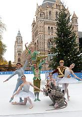 NOV 13 2012 English National Ballet  photo-call
