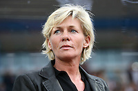 FUSSBALL  INTERNATIONAL  FRAUEN NATIONALMANNSCHAFT SAISON 07/08 Bundestrainerin Sylvia NEID (Deutschland)