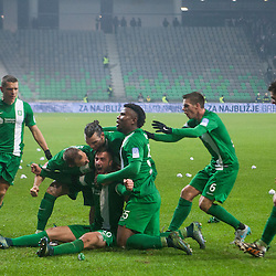 20151121: SLO, Football - Prva liga Telekom Slovenije 2015/16, NK Olimpija vs NK Maribor