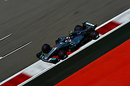 Valtteri Bottas of Mercedes AMG Petronas en route to winning the Russian Formula One Grand Prix at Sochi Autodrom, Sochi, Russia.<br /> Picture by EXPA Pictures/Focus Images Ltd 07814482222<br /> 30/04/2017<br /> *** UK & IRELAND ONLY ***<br /> <br /> EXPA-EIB-170430-0283.jpg