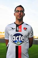 Guillaume Rave - 17.09.2014 - Photo officielle Laval - Ligue 2 2014/2015<br /> Photo : Philippe Le Brech / Icon Sport