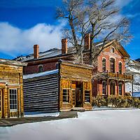 Bannack, Montana