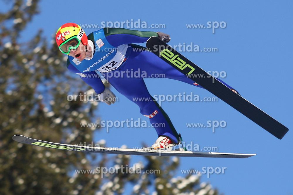 12.02.2011, Vikersundbakken, Vikersund, NOR, FIS Ski Skiflying World Cup, Vikersund, Qualification, im Bild Johan Remen Evensen., EXPA/ Newspix/ TADEUSZ MIECZYNSKI +++++ ATTENTION +++++  - FOR AUSTRIA (AUT), SLOVENIA (SLO), SERBIA (SRB) and CROATIA (CRO), SWISS (SUI) and SWEDEN (SWE) CLIENT ONLY