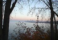 Cleveland, Ohio Skyline