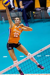 22-08-2017 NED: World Qualifications Netherlands - Greece, Rotterdam<br /> Nika Daalderop #19 of Netherlands