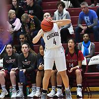 Women's Basketball: University of Chicago Maroons vs. Massachusetts Institute of Technology Engineers