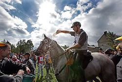 Arnould Jacques-Higgen du Barthas <br /> World Equestrian Games Aachen 2006<br /> Photo © Hippo Foto