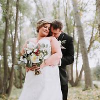 Jen & Garett Wedding