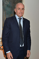 JOHAN ELIASCH at the Fortune Forum Club dinner in the presence of HSH Prince Albert II of Monaco held at The Dorchester, Park Lane, London on 15th January 2014.