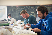 Anthropology Field School, Paul Patton, Undergraduate Research, Students, Faculty, Bentley Hall, Sociology & Anthropology, College of Arts and Sciences