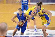 DESCRIZIONE : Parma Palaciti Nazionale Italia femminile Basket Parma<br /> GIOCATORE : Valeria Battisodo<br /> CATEGORIA : passaggio<br /> SQUADRA : Italia femminile<br /> EVENTO : amichevole<br /> GARA : Italia femminile Basket Parma<br /> DATA : 13/11/2012<br /> SPORT : Pallacanestro <br /> AUTORE : Agenzia Ciamillo-Castoria/ GiulioCiamillo<br /> Galleria : Lega Basket A 2012-2013 <br /> Fotonotizia :  Parma Palaciti Nazionale Italia femminile Basket Parma<br /> Predefinita :