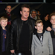 Shane Richie Arrives at Fast and Furious Live - VIP performance at O2 Arena on 19 January 2018, London, UK.