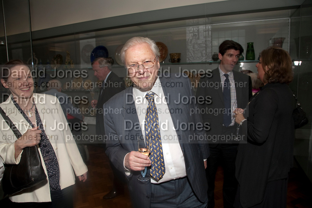 SIR RICHARD ATTENBOROUGH, Opening of the V. and A.'s New Ceramics Galleries by the Princess Royal. V. & A. London. 16 September 2009