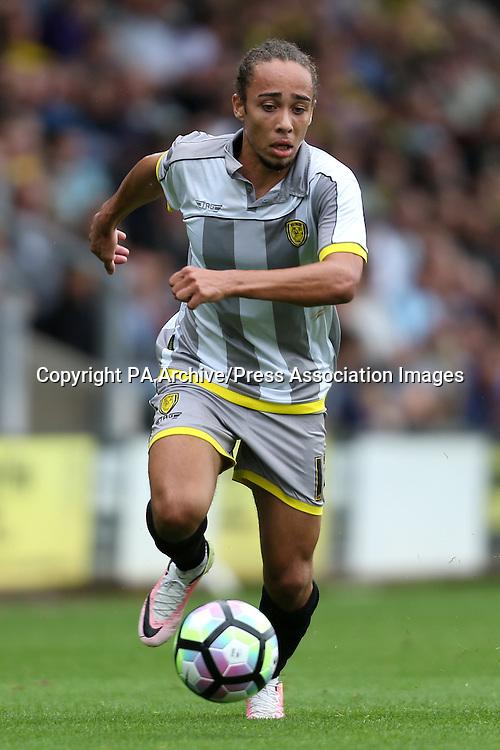Marcus Harness, Burton Albion
