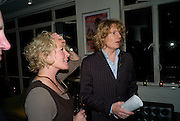 Stella Gonet; julian Rhind-Tutt; Amnesty International launch of We Are All Born Free Ð The Universal Declaration of Human Rights in pictures for children  - and the world premiere of the short film Everybody plus exhibition of illustrations from the book. Waterstone's.  London. 27 October 2008.  *** Local Caption *** -DO NOT ARCHIVE-© Copyright Photograph by Dafydd Jones. 248 Clapham Rd. London SW9 0PZ. Tel 0207 820 0771. www.dafjones.com.