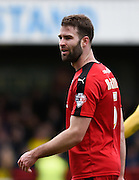 Crawley Town goalscorer Joe McNerney during the Sky Bet League 2 match between Crawley Town and Oxford United at the Checkatrade.com Stadium, Crawley, England on 9 April 2016. Photo by David Charbit.