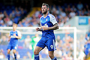 Ipswich Town forward Daryl Murphy during the EFL Sky Bet Championship match between Ipswich Town and Barnsley at Portman Road, Ipswich, England on 6 August 2016. Photo by Nigel Cole.