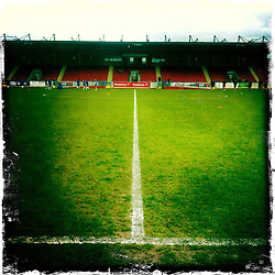 Airdrie FC..Hipstamatic images taken on an Apple iPhone..©Michael Schofield.