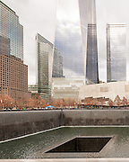 World Trade Center & Memorial<br />